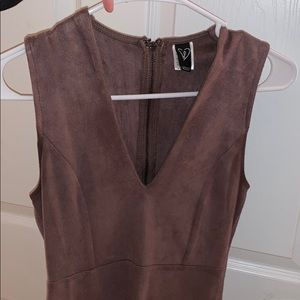 velvet body con dress!